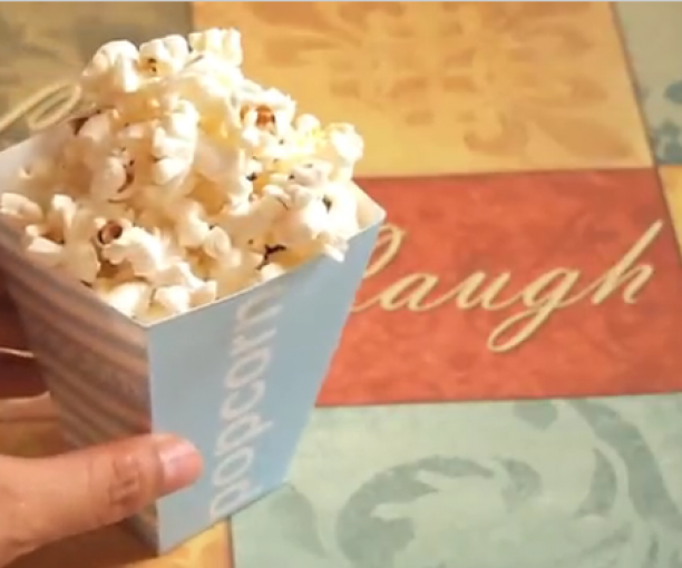How to Make Popcorn Boxes